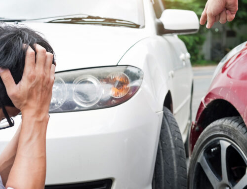 CAR ACCIDENT | HOW IS FAULT DETERMINED AFTERWARDS?